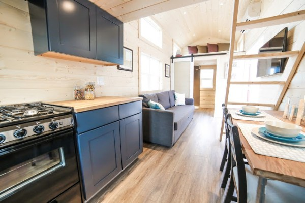 The Mansion Tiny House by Uncharted Tiny Homes 004