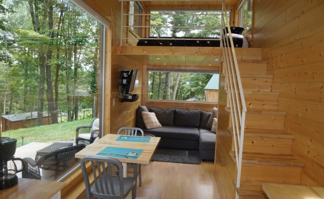 The Oki Tiny House In The Catskills Two Hours From Nyc