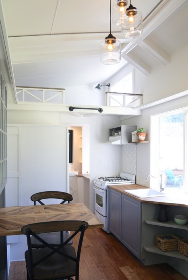 The Pacific Pearl Tiny House on Wheels
