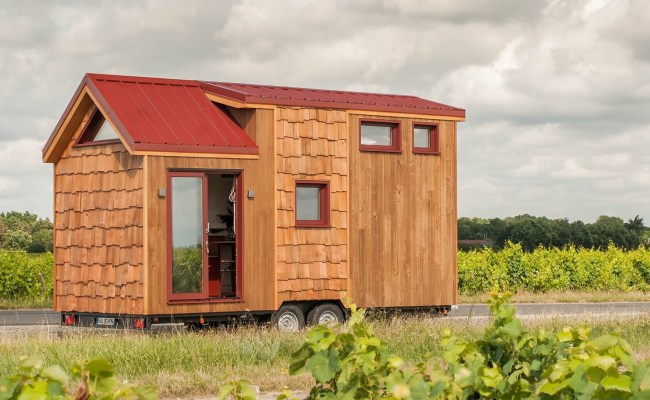 The Pampille Tiny House From Baluchon