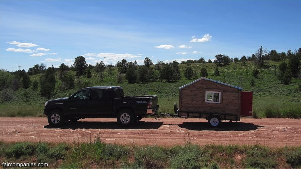 The Story of Hansen Adventure Works Micro Camper and Tiny House Builders in Wyoming 0014