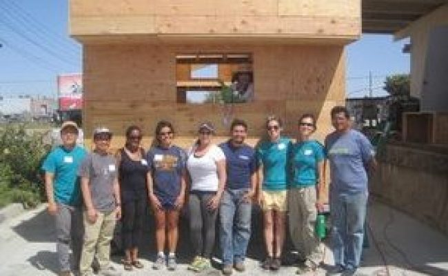 Third Annual Tiny House Design Expo In Los Angeles California