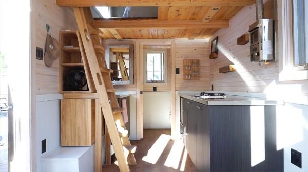 Lumbec La Nautique - Tiny House Exterior - Exploring Alternatives