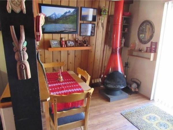 Tiny A-frame Cottage 005