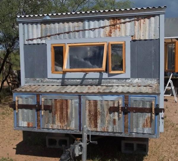 Tiny Beach House on Wheels For Sale 0026