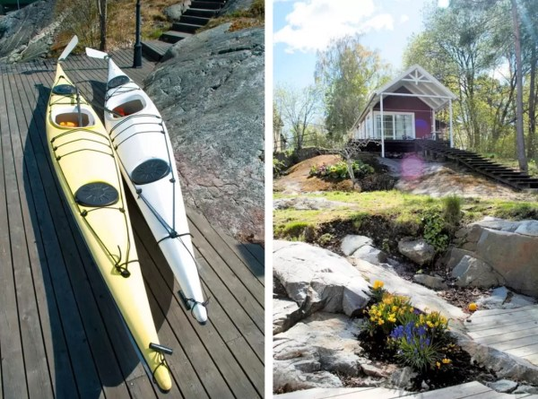 Tiny Bungalow by the Sea in Sweden 0024