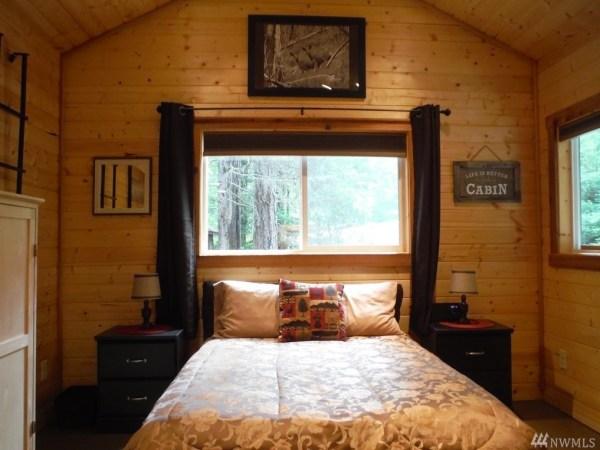 Tiny Cabin For Sale in Hoodsport via TinyHouseTalk-com 003