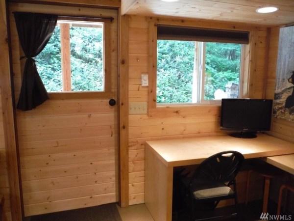 Tiny Cabin For Sale in Hoodsport via TinyHouseTalk-com 009
