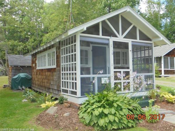 Tiny Cottage Madison Maine 001