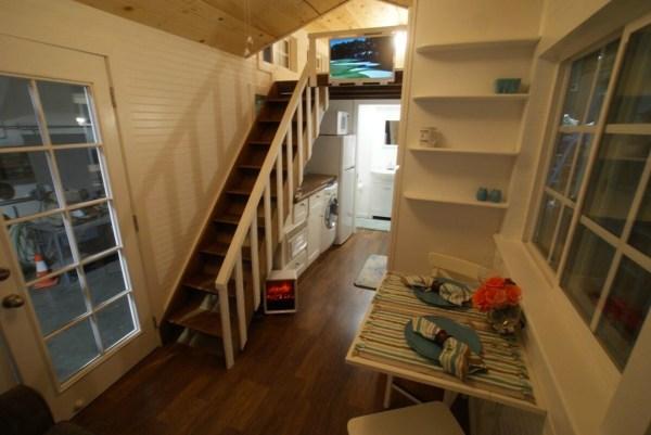 Tiny Cottage on Wheels For Sale in Orange County via TinyHouseTalk-com 004
