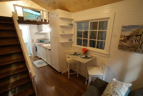 Tiny Cottage on Wheels For Sale in Orange County via TinyHouseTalk-com 005
