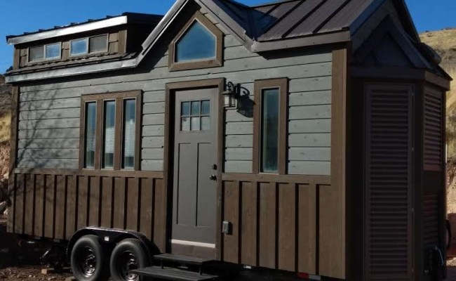225 Sq Ft Tiny Cottage On Wheels For Sale In Riverton Utah