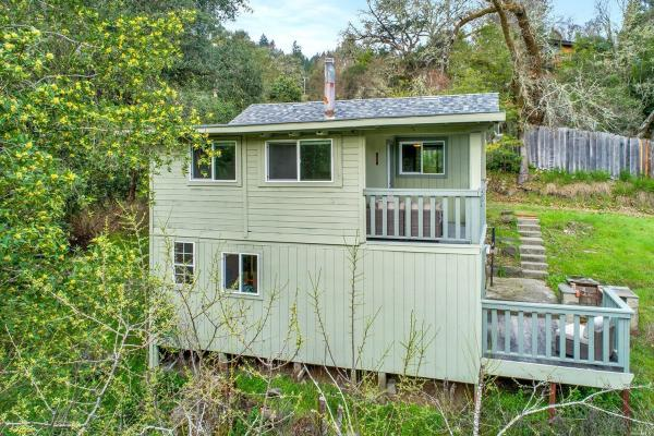 Tiny Cottage with View in Cazadero 0020