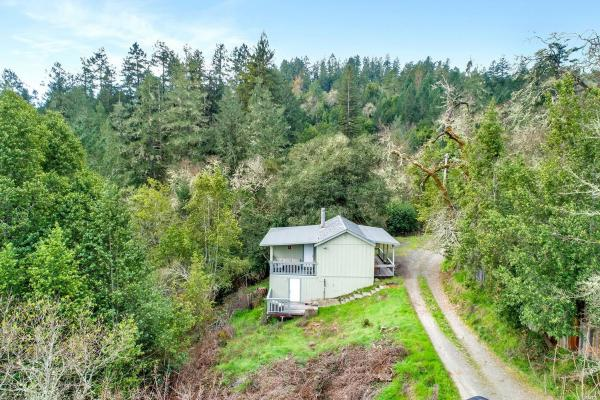 Tiny Cottage with View in Cazadero 0021