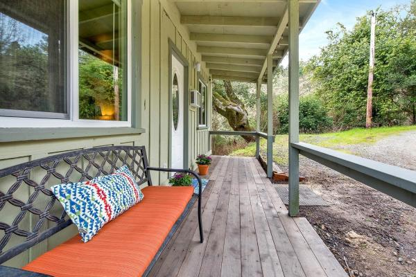 Tiny Cottage with View in Cazadero 0024