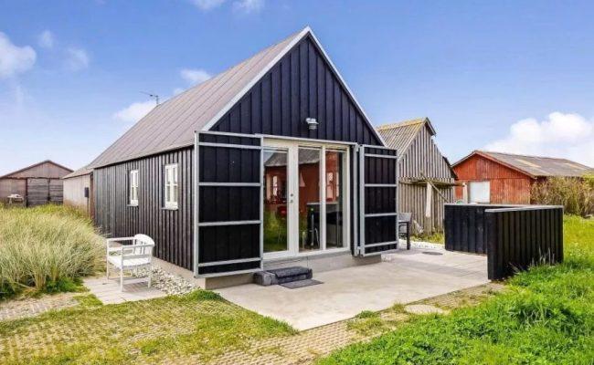 Tiny Fisherman Cottage In Denmark