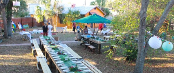 Tiny Home Festival at St. Pete Eco-Village in Florida