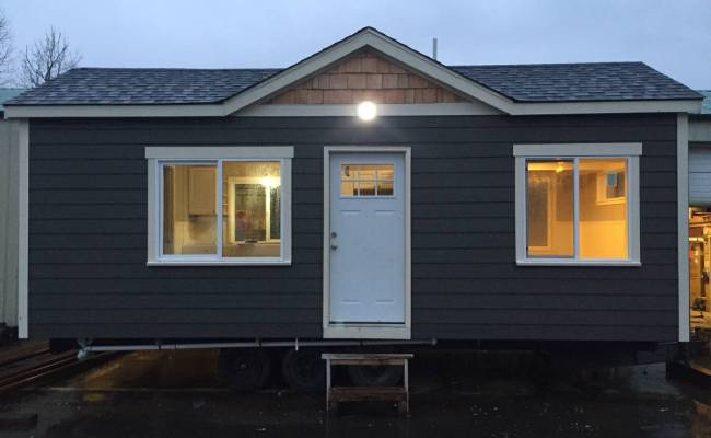 250 Sq Ft Tiny House For Rent In Battle Ground Washington