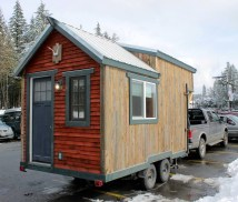 Small Home Oregon Tiny House for Sale
