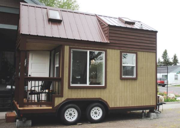 Tiny House For Sale in Rupert 001