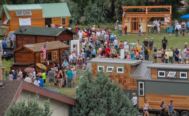 4 Reasons You Should Attend The Tiny House Simple Living