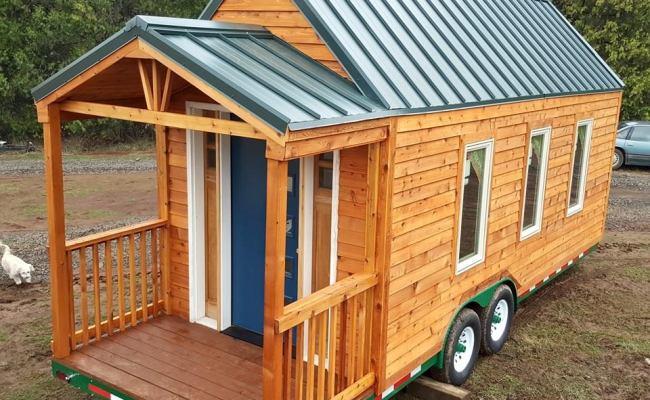 15k Tiny House Shells From Tiny House Basics