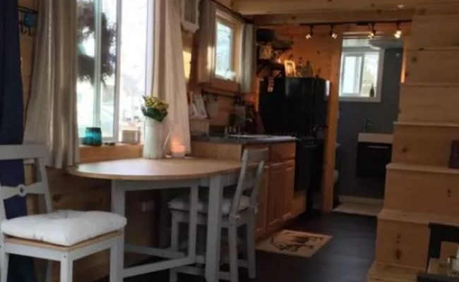Tiny House Vacation In Damascus Virginia