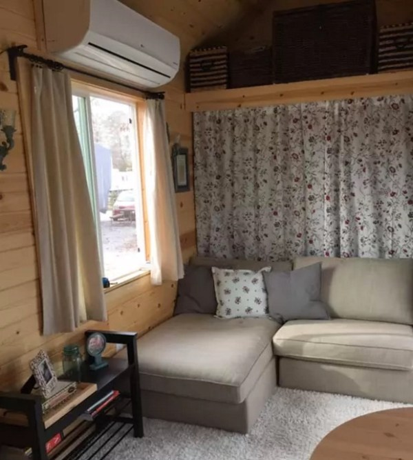 Tiny House Vacation in Damascus Virginia 004