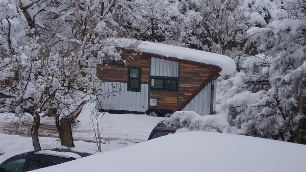Tiny House Vacation in Golden Colorado 008