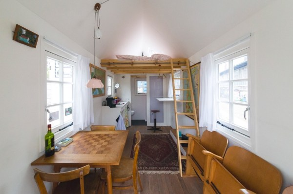 Tiny House Vacation in the Netherlands 003