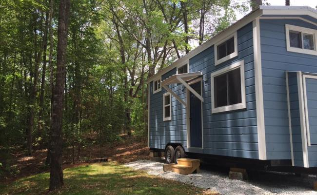 Tiny House Woman S Tennessee Tiny Home In Sc For Sale