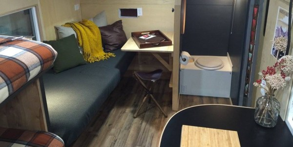 Tiny House-inspired Pop Up Travel Trailer by Home Grown Trailers 004
