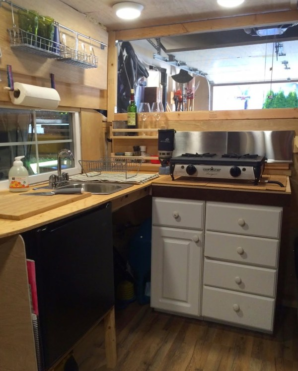 Tiny House-inspired Pop Up Travel Trailer by Home Grown Trailers 006