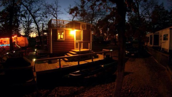 Tiny House with Rooftop Balcony For Sale 0050