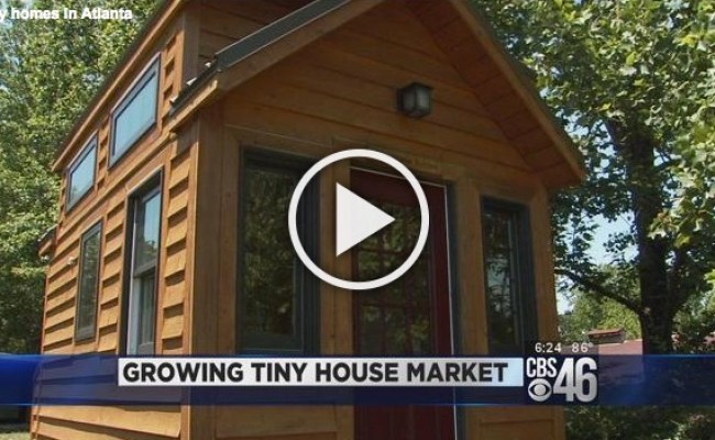 Tiny Homes Becoming Legal In Georgia