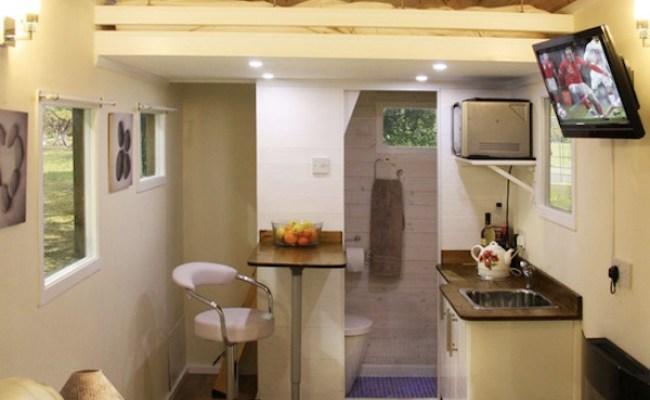 Tiny Houses In The Uk Meet Mark Burton