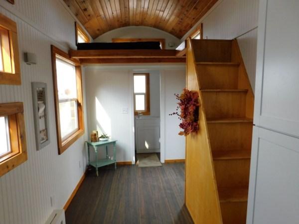 20' Tiny House For Sale from Tiny Idahomes ($37,500)