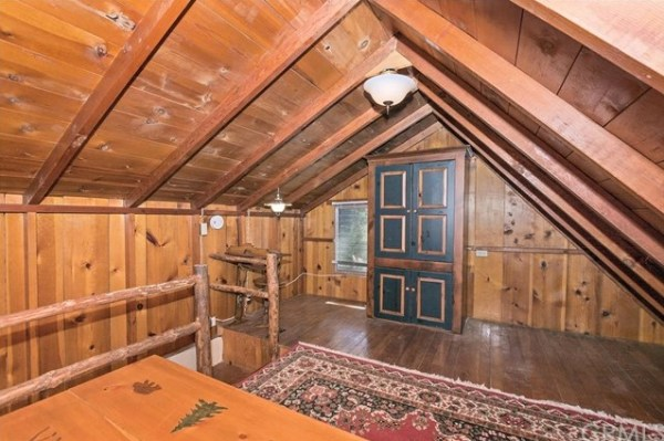 Tiny Mountain Cabin in Idyllwild California For Sale with Land 0014