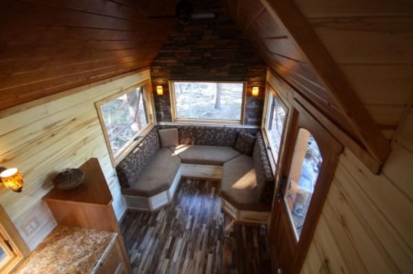 Tiny Stone Cottage on Wheels by Simblissity 004