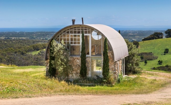 Tiny House For Sale With 65 Acres In Australia