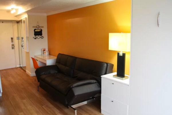 Tiny Studio Apartment in Knoxville 0012