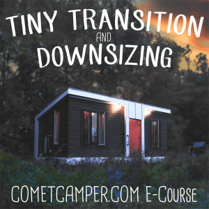 Tiny Transition E-Course 800 Button