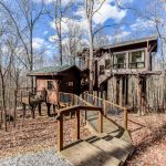 Tiny Treehouse Cabin in Maryville TN by Architect Gary Best_020