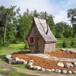 Tiny Whimsical Rustic Cottage-001
