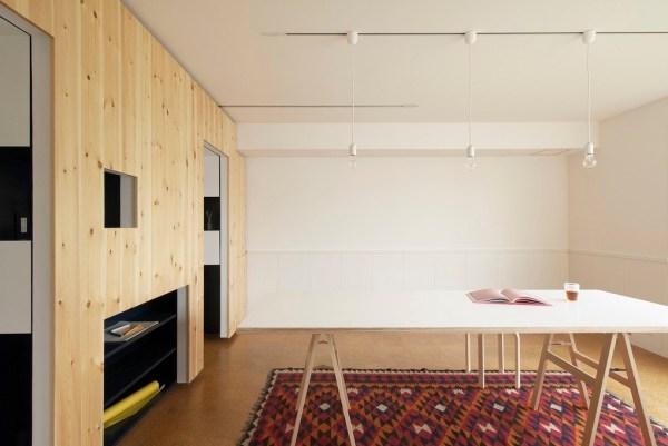 Tokyo Switch Office Apartment by Yuko Shibata 001