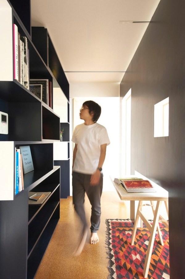 Tokyo Switch Office Apartment by Yuko Shibata 003