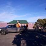 Tomas' Toyota Tacoma Truck Camper. 3