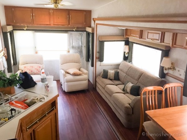 Trailer to Tiny Home Conversion 002