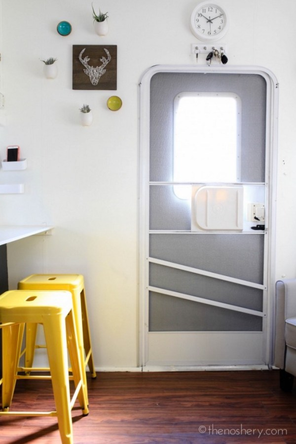 Trailer to Tiny Home Conversion 003b