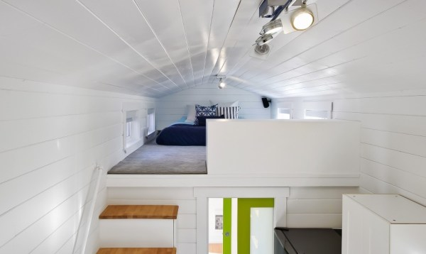 Triple Axle Tiny Home on Wheels by Tiny Living Homes 006
